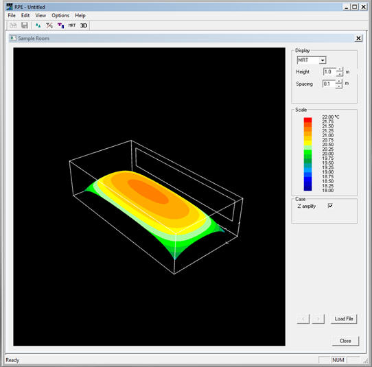 Modelling radiant systems and thermal comfort using ashrae for Indoor design temperature ashrae